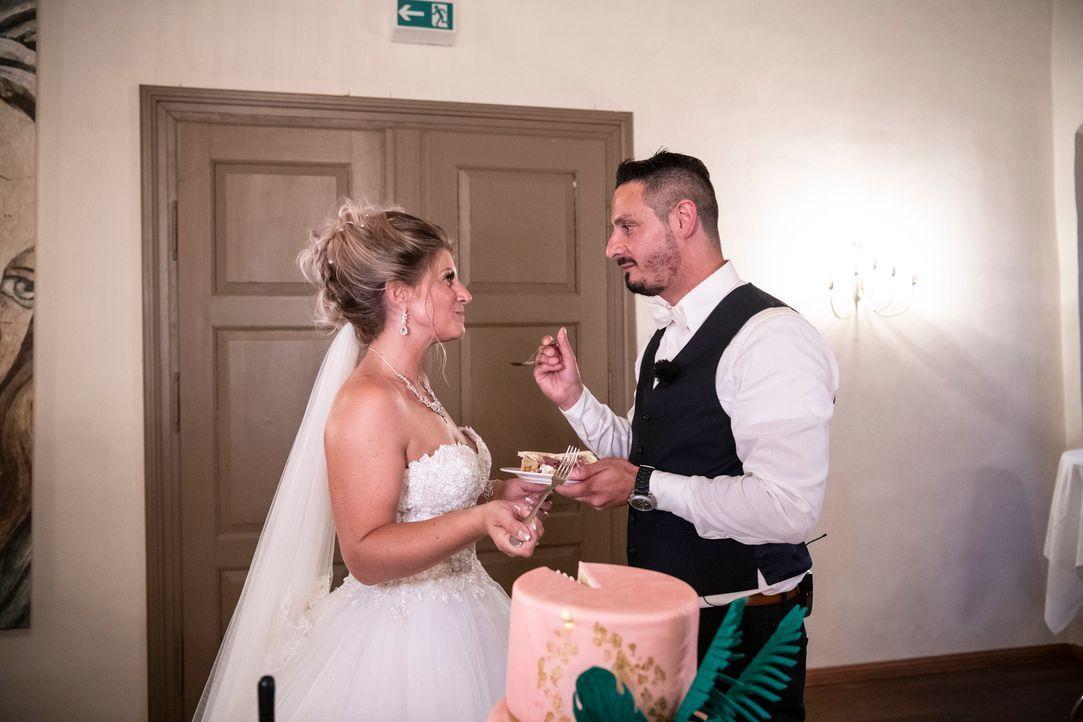 Samantha und Serkan: Die Hochzeit13 - Bildquelle: SAT.1 / Christoph Assmann