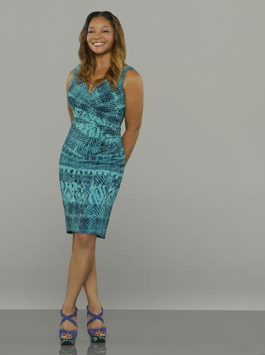 (7. Staffel) - Die Gerichtsmedizinerin Lanie Parish (Tamala Jones) gibt Kate Beckett hin und wieder einen Rat von Frau zu Frau. - Bildquelle: ABC Studios