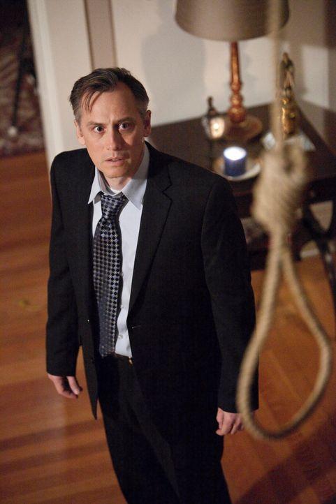 Ahnt Grant Nichols (David Aaron Baker) was mit ihm geschehen wird? - Bildquelle: ABC Studios