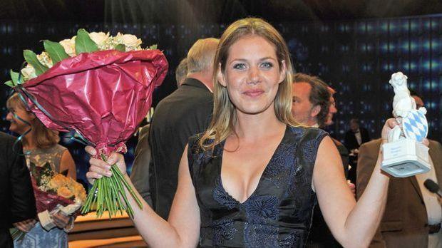 Felicitas Woll hat in ihrer Karriere schon viele Preise gewonnen.