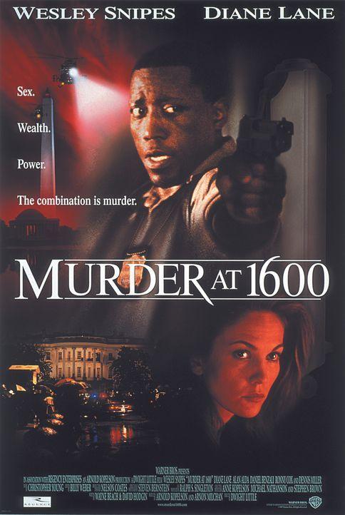 """""""Mord im Weißen Haus"""" - Plakatmotiv - Bildquelle: Warner Bros."""