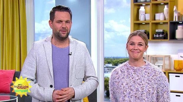 Frühstücksfernsehen - Frühstücksfernsehen - 13.01.2020: Von Royalem Krisentreffen Bis Hin Zu Einer Wunderbaren Blitzhochzeit
