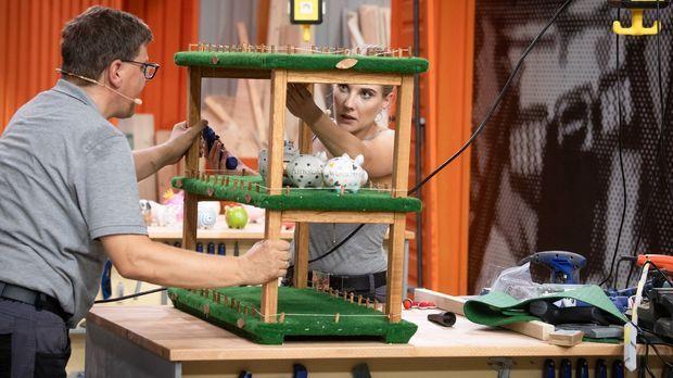 Mit Nagel Und Köpfchen - Die Große Kreativ-challenge - Mit Nagel Und Köpfchen - Die Große Kreativ-challenge - Ein Platz Für Sammelstücke