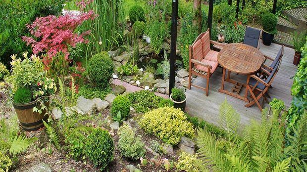 Terrasse gestalten: Ideen