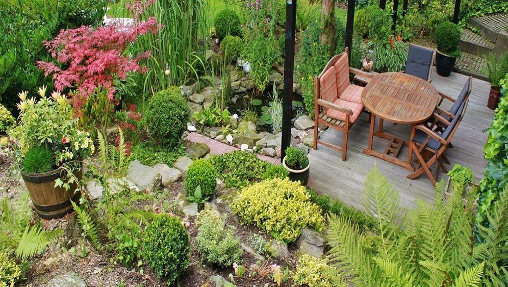 Kleine Terrasse Gestalten: Tipps Für Wenig Platz