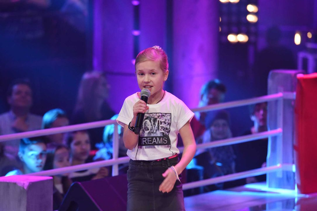 The-Voice-Kids-Stf04-Epi06-Auftritte-137-SAT1-André-Kowalski - Bildquelle: © SAT.1 / André Kowalski