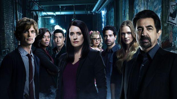 Criminal Minds - Criminal Minds - Staffel 13 Episode 12: Blutmond