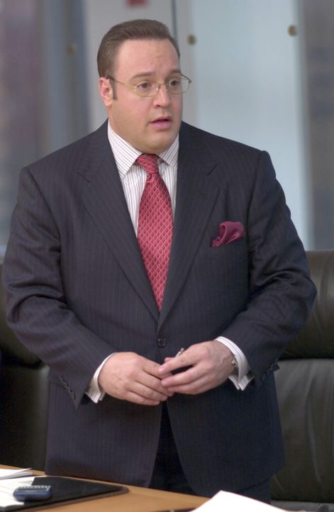 Unermüdlich versucht Hitch dem sanftmütigen Buchhalter Albert (Kevin James) zu helfen, ein Date mit dem glamourösen Society-Girl Allegra zu ergat... - Bildquelle: Sony Pictures Television International. All Rights Reserved.