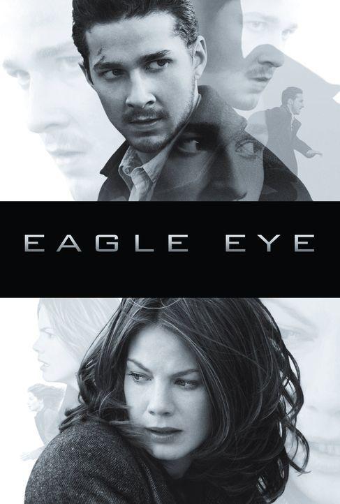 EAGLE EYE - AUSSER KONTROLLE - Artwork - Bildquelle: Paramount Pictures International
