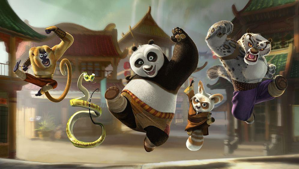 Kung Fu Panda - Bildquelle: Paramount Pictures