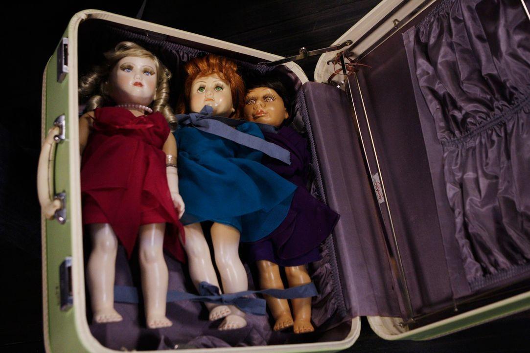 Dienen als Vorlage für die lebendigen Puppen des Täters ... - Bildquelle: Touchstone Television