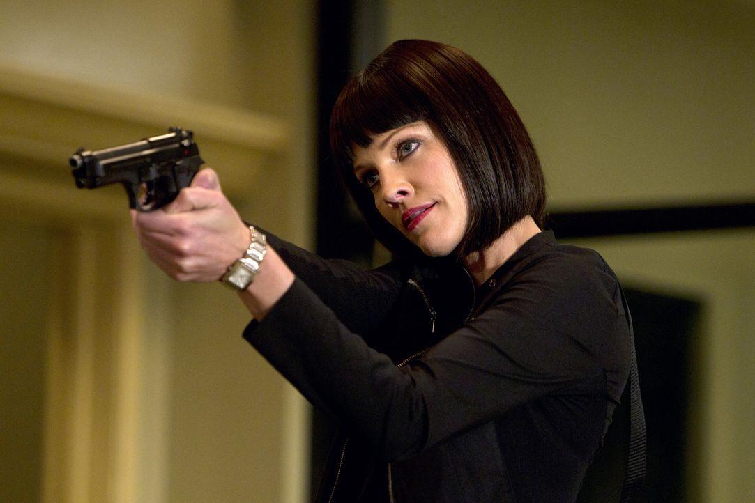 Führt nichts Gutes im Schilde: Izzy Rogers (Tricia Helfer) ... - Bildquelle: ABC Studios