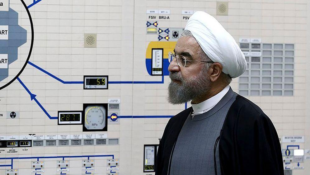 - Bildquelle: (c) Iranian President's Office/AP