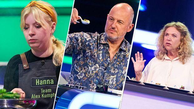 The Taste - The Taste - Folge 3: Die Kandidat:innen Reisen Kulinarisch Um Die Welt