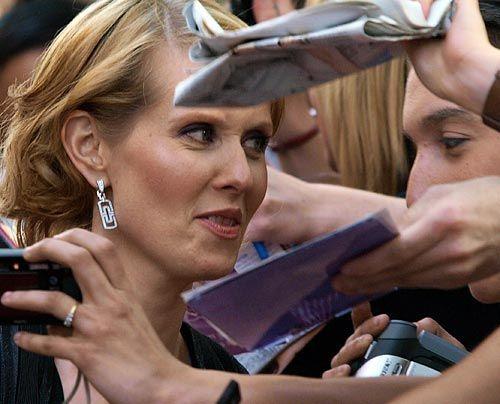 Bildergalerie Sex & the City   Frühstücksfernsehen   Ratgeber & Magazine - Bildquelle: AFP