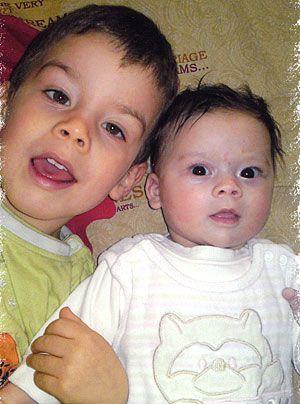 Elliano und Xharie aus Lübbenau im Spreewald - Bildquelle: Sat1