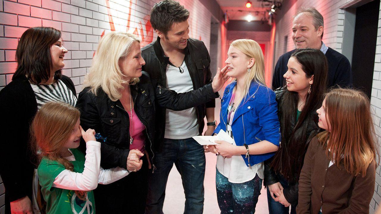 The-Voice-Kids-Nachher-Emma-04-Andre-Kowalski - Bildquelle: SAT.1/Andre Kowalski