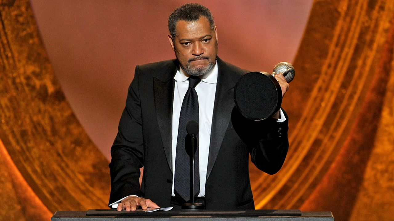 Laurence-Fishburne-2012-2-17-getty-AFP - Bildquelle: getty AFP