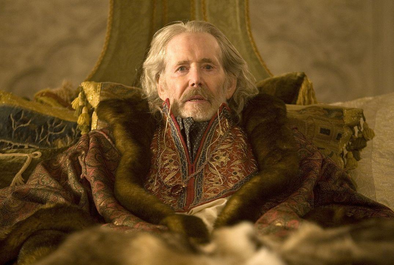 Der König von Stormhold (Peter O'Toole) hat nicht mehr lange zu leben. Seine vier verbliebenen Söhne kämpfen verbittert um den Thron, denn nur de... - Bildquelle: 2006 Paramount Pictures. All Rights Reserved.
