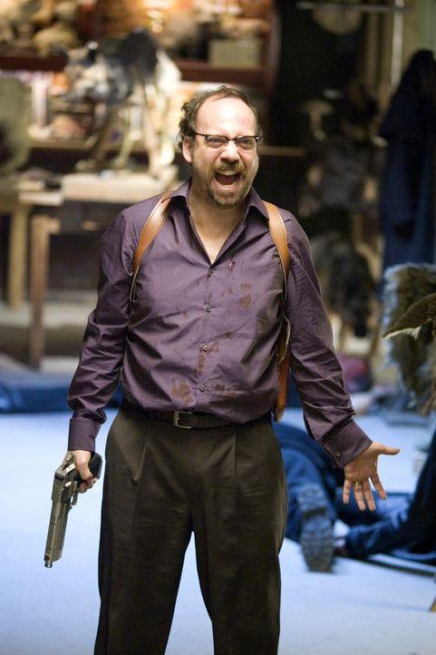 Auf der Jagd nach einem hilflosen Säugling: Killer Hertz (Paul Giamatti) ... - Bildquelle: 2007 Warner Brothers International