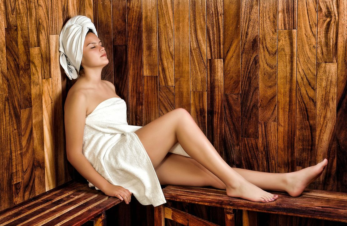 3. SaunagängeAuch einmal alles auszuschwitzen in der Sauna ist gut für den K...