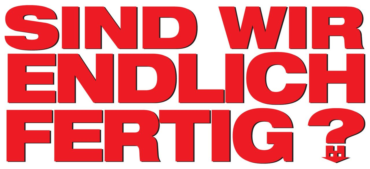 Sind wir endlich fertig? - Logo - Bildquelle: 2007 Revolution Studios Distribution Company, LLC. All Rights Reserved.
