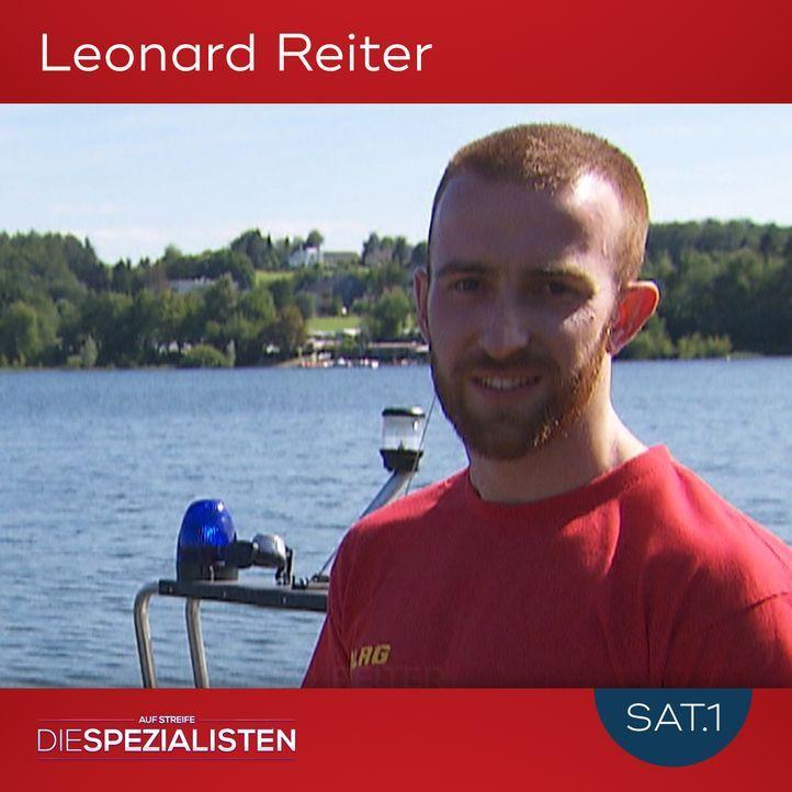 Leonard Reiter - Bildquelle: SAT.1