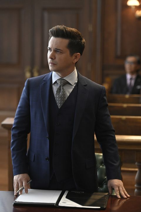 Benny Colón (Freddy Rodriguez) - Bildquelle: David M. Russell 2019 CBS Broadcasting, Inc. All Rights Reserved / David M. Russell
