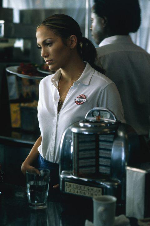 Das Leben der Kellnerin Slim (Jennifer Lopez) ändert sich völlig, als sie den Unternehmer Mitch heiratet ... - Bildquelle: 2003 Sony Pictures Television International