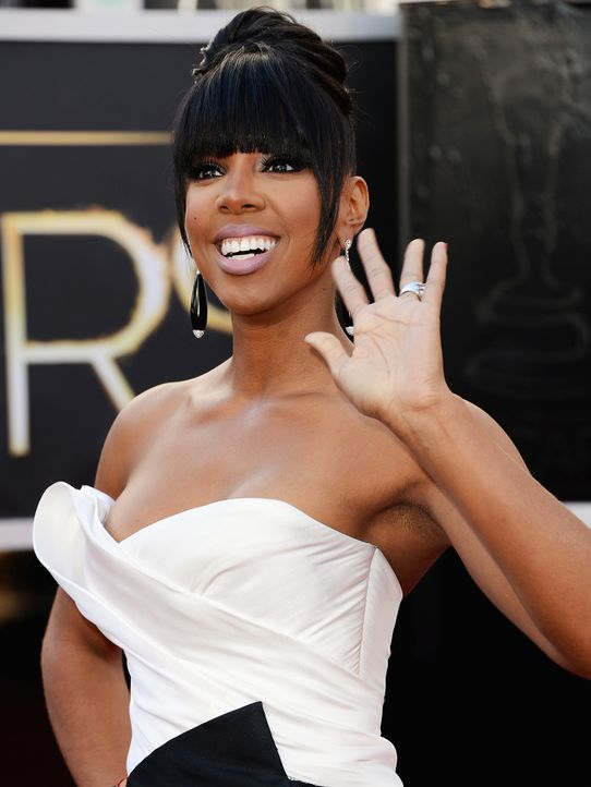 Oscars-Roter-Teppich-130224-kelly-rowland-19-getty-AFP - Bildquelle: getty-AFP