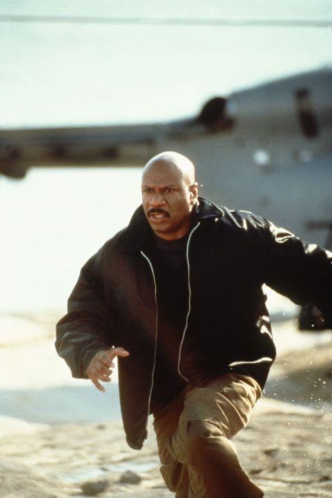 Vom ganzen IMF-Team wird Höchstleistung gefordert: Luther (Ving Rhames) unter Zeitdruck ... - Bildquelle: Paramount Pictures