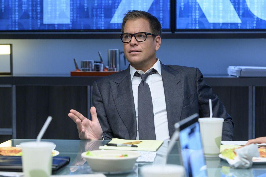 Dr. Jason Bull (Michael Weatherly) - Bildquelle: David Giesbrecht 2019 CBS Broadcasting, Inc. All Rights Reserved / David Giesbrecht