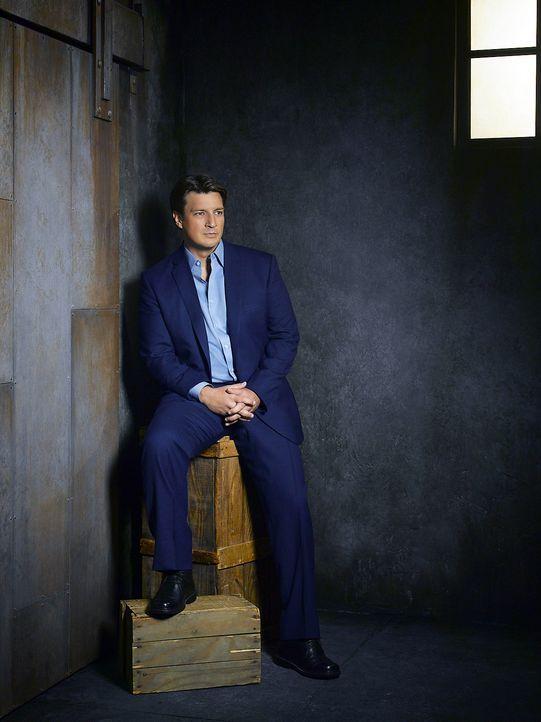 castle-richard-castle-02-ABC-Studios - Bildquelle: ABC Studios