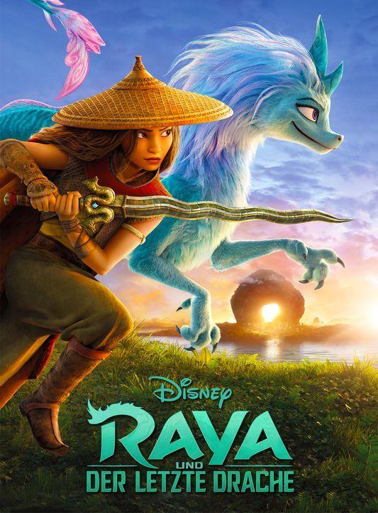 Disneys Raya und der letzte Drache - Das SAT.1 TV Spezial zum Film - Artwork - Bildquelle: 2021 Disney