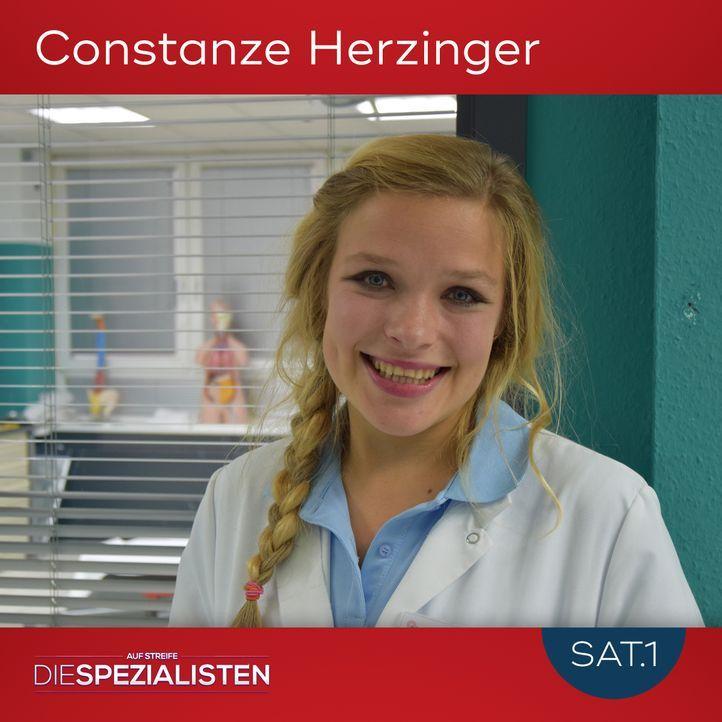 Constanze Herzinger - Bildquelle: SAT.1