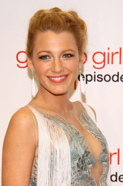 Blake-Lively - Bildquelle: AFP-Getty