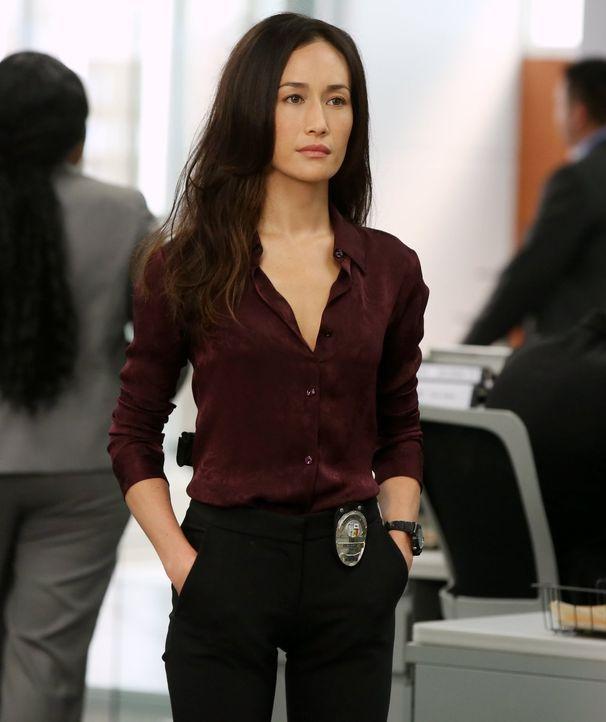Lieutenant Beth Davis (Maggie Q) ist ein Teil der LAPD Threat Management Unit. Gemeinsam mit ihrem Kollegen Jack Larsen gibt sie alles, um gefährlic... - Bildquelle: Warner Bros. Entertainment, Inc.