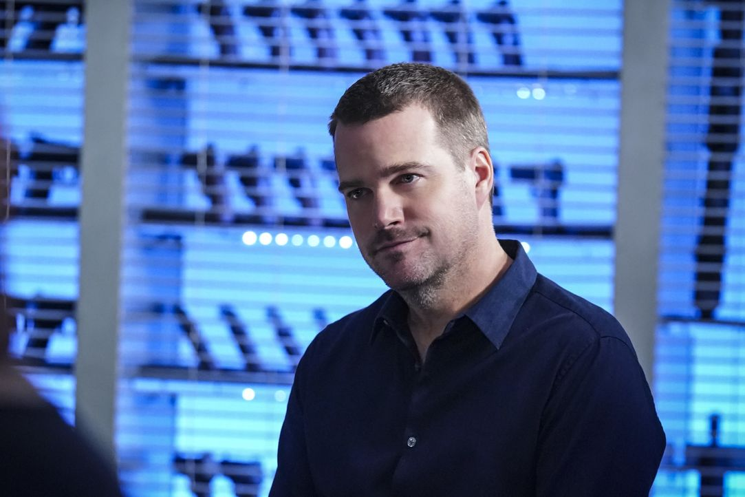 G. Callen (Chris O'Donnell) - Bildquelle: Monty Brinton 2018 CBS Bradcasting, Inc. All Rights Reserved./ Monty Brinton