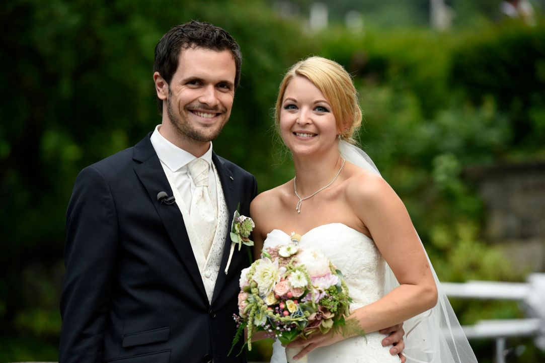 Ramona-Stephan-Hochzeit - Bildquelle: Christoph Assmann