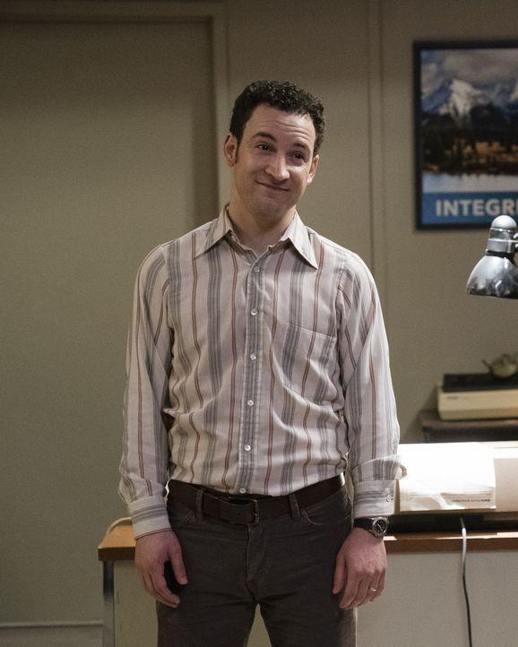 Jason Gideon (jung) (Ben Savage) - Bildquelle: Cliff Lipson ABC Studios / Cliff Lipson