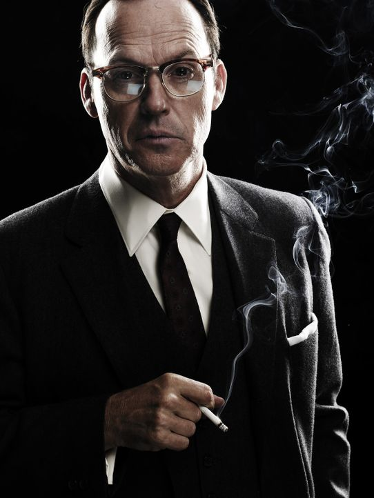"""CIA-Spionageabwehrspezialist James Angleton (Micheal Keaton), der den Codenamen """"Mother"""" trägt, weiß, dass der """"M16"""" ein Maulwurf ist. Doch wer ve..."""