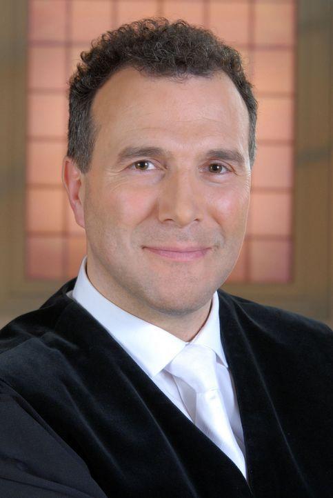 Richter Alexander Hold - Bildquelle: Sat.1