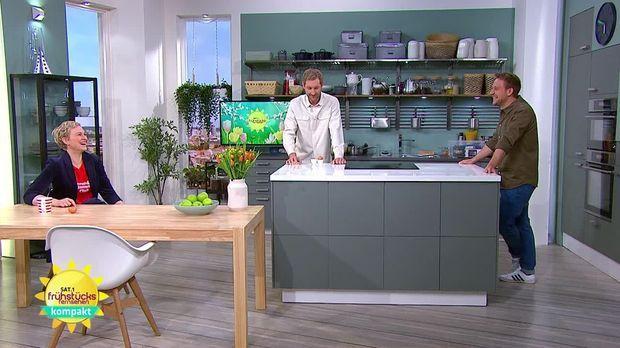 Frühstücksfernsehen - Frühstücksfernsehen - 12.05.2020: Ein Eier-rätsel, Urlaub Auf Balkonien & Dick Dank Corona
