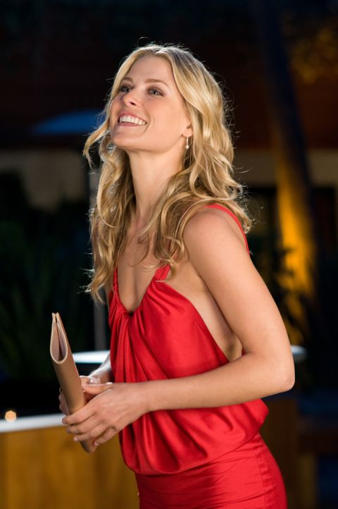 Sexy Stalkerin: Lisa (Ali Larter) ... - Bildquelle: 2009 Screen Gems, Inc. All Rights Reserved.