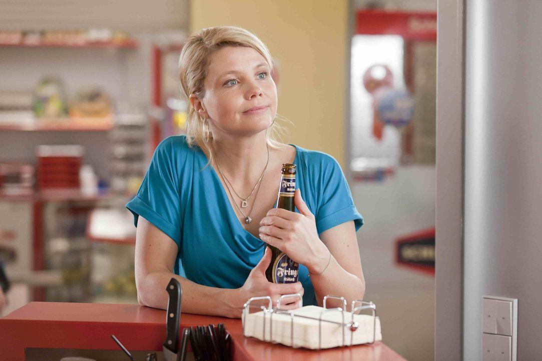 Beruflich, wie auch privat, steht Danni (Annette Frier) vor einer neuen Herausforderung ... - Bildquelle: SAT.1