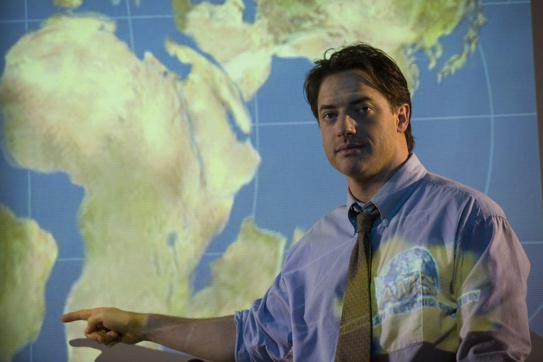 Ahnt noch nicht, dass er bei einer wissenschaftlichen Expedition auf Island versehentlich in eine Höhle gerät, aus der es nur noch einen Ausweg gi... - Bildquelle: Warner Bros.
