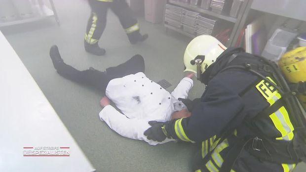 Auf Streife - Die Spezialisten - Auf Streife - Die Spezialisten - Brandgefährliche Kälte