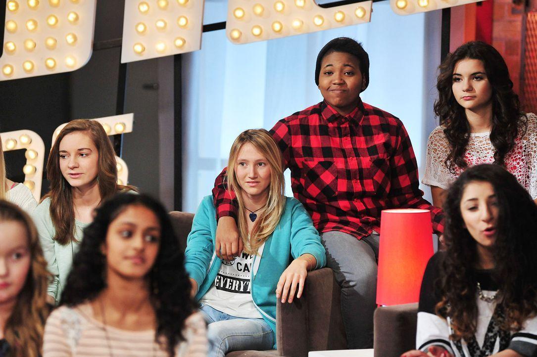 The-Voice-Kids-Stf02-Epi07-03-SAT1-Andre-Kowalski - Bildquelle: SAT.1/Andre Kowalski