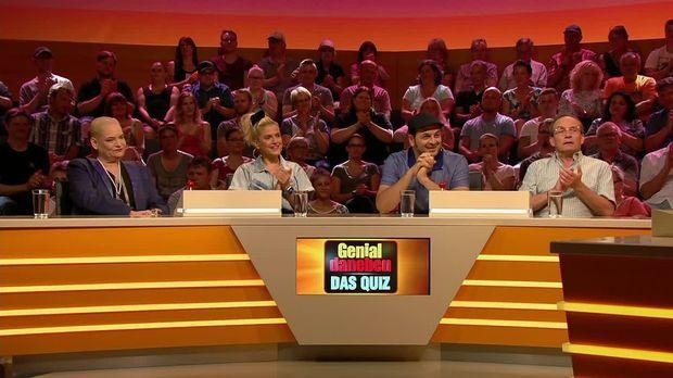 Genial Daneben - Das Quiz - Genial Daneben - Das Quiz - Heute Gibt Es Spätzle Für Alle!