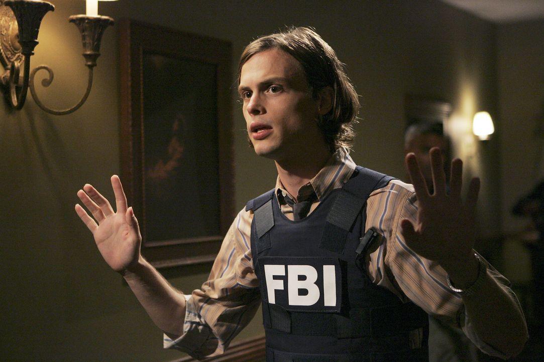 Das Verwirrspiel für Reid (Matthew Gray Gubler) und seine Kollegen geht weiter ... - Bildquelle: Touchstone Television